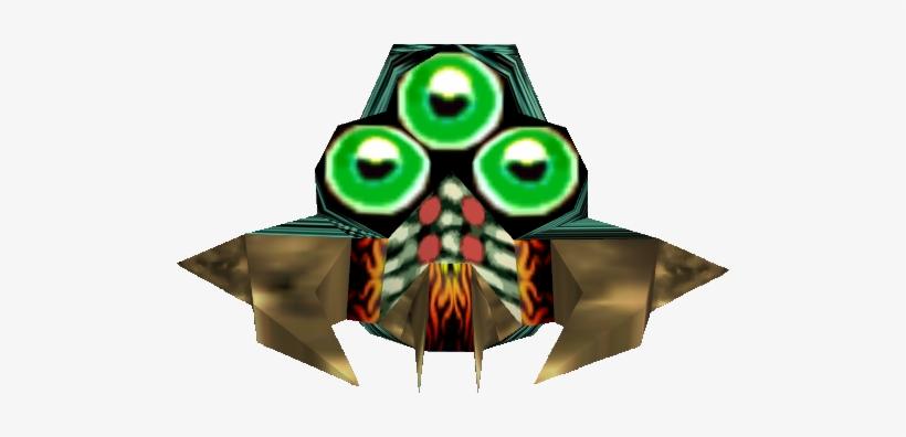 Posted Image - The Legend Of Zelda: Majora's Mask, transparent png #483112
