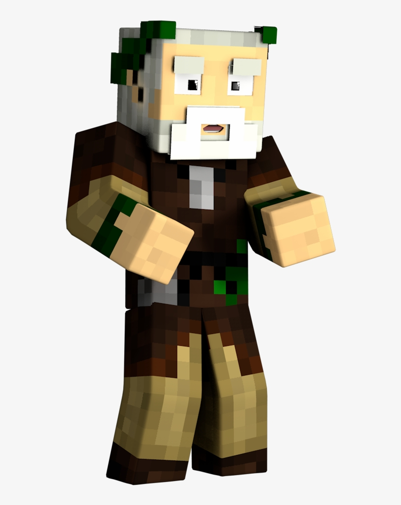Jeb - Minecraft Jeb Character, transparent png #483794