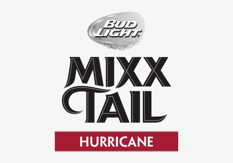 Bud Light Mixxtail Hurricane - Bud Light Mixx Tail Hurricane Cocktail 12-12 Fl. Oz., transparent png #484091