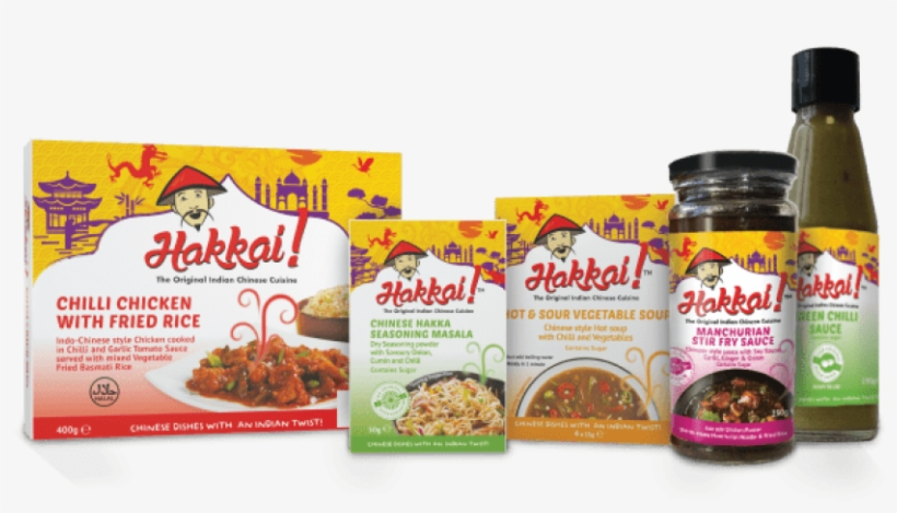 New Indian-chinese Food Brand & Packaging Design By - Chinese Food Packaging Design, transparent png #487180
