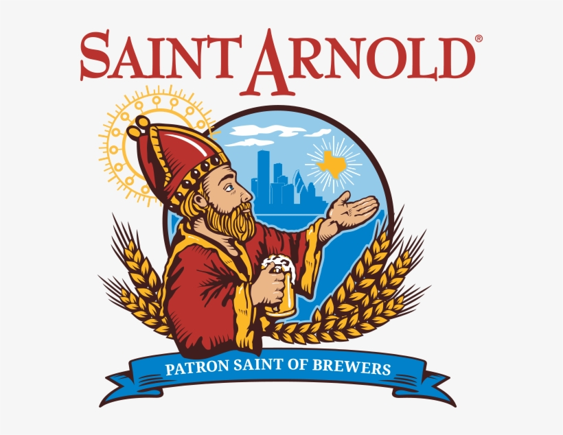 Houston Flying Saucer Saint Arnold Tribute Fellowship - Saint Arnold Brewing Company, transparent png #487709