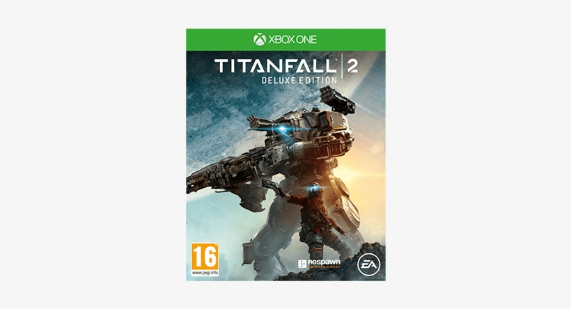 Titanfall 2 Deluxe Edition - Titan Fall 2 Xbox One, transparent png #489790