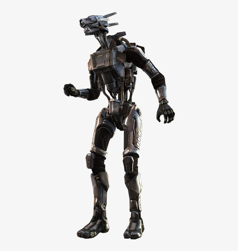 Official Titanfall 2 Wiki - Titanfall 2 Robot Pilot, transparent png #489874