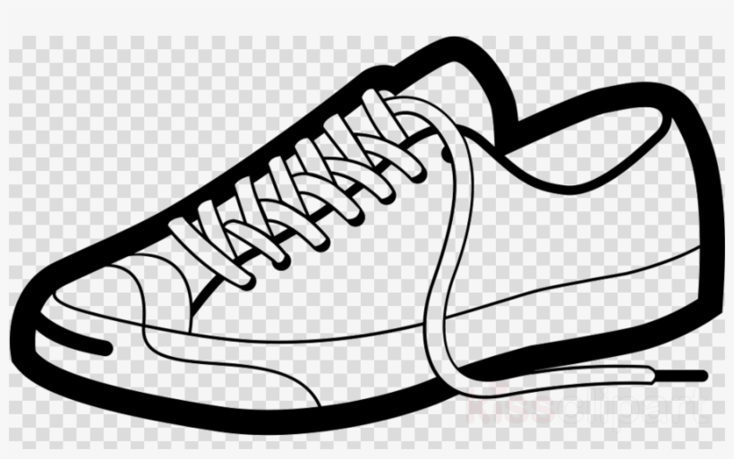 Cartoon Tennis Shoe Clipart Sports Shoes Clip Art Shoes Vector Png