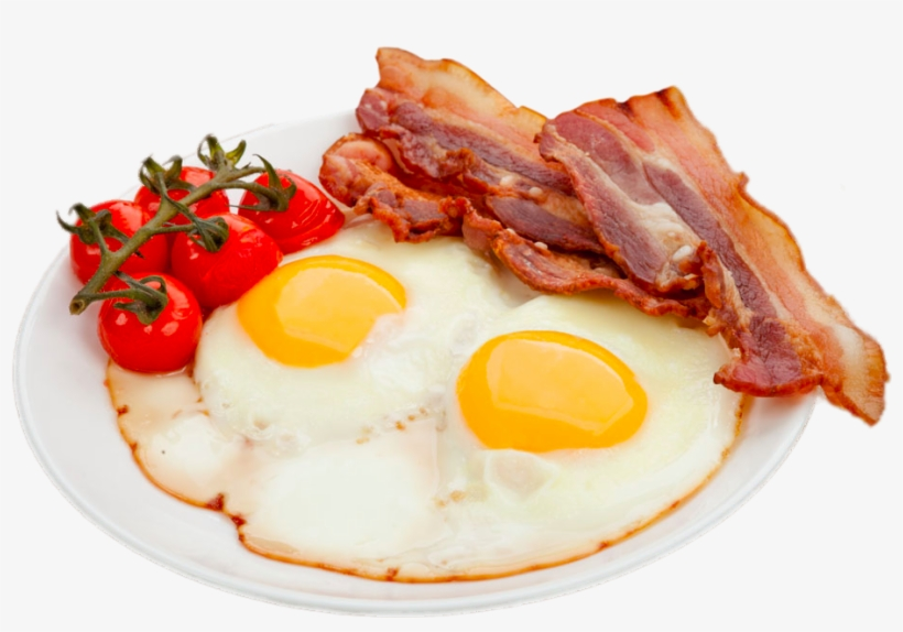 Bacon And Eggs Png - Fried Egg, transparent png #4804317
