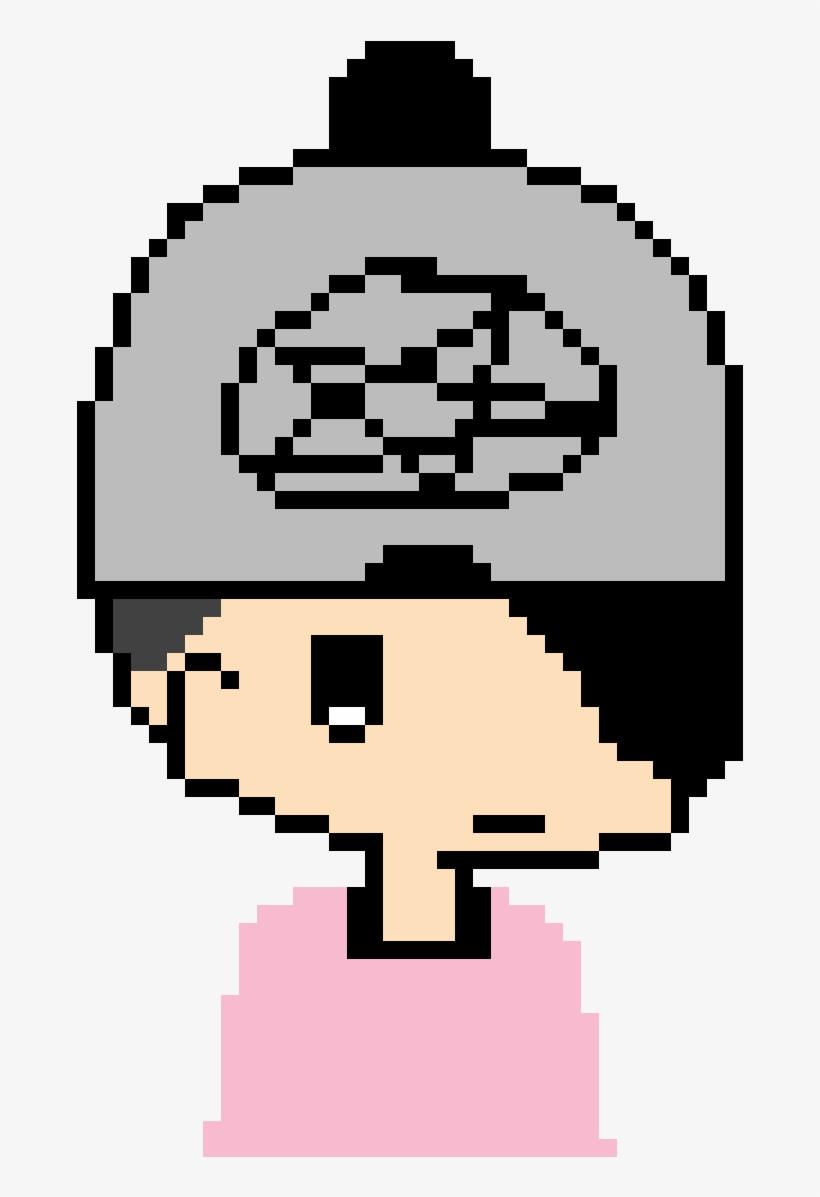 A Best Friend - Anime Pixel Art Kawaii, transparent png #4805580
