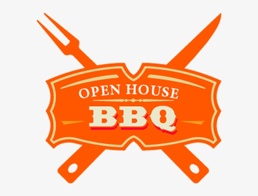 Open House Bbq To The Community - Open House Bbq Invitation, transparent png #4808739
