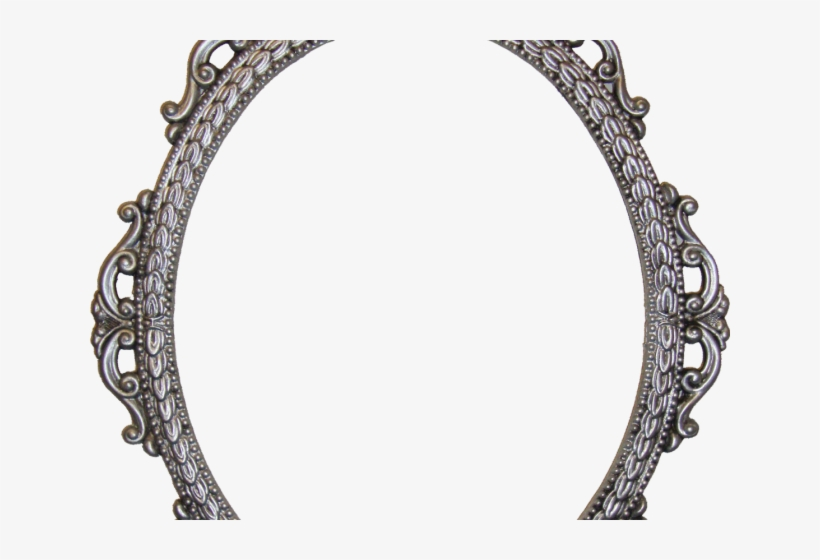 Oval Frame Cliparts - Vintage Frame Png Transparent, transparent png #4811055