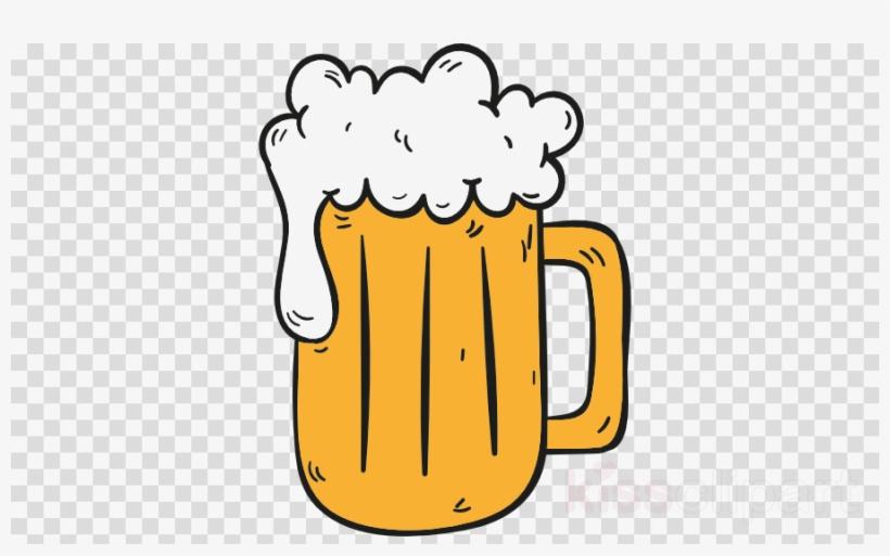 Cartoon Beer Mug Png Clipart Beer Glasses Clip Art Clip Art Free Transparent Png Download Pngkey