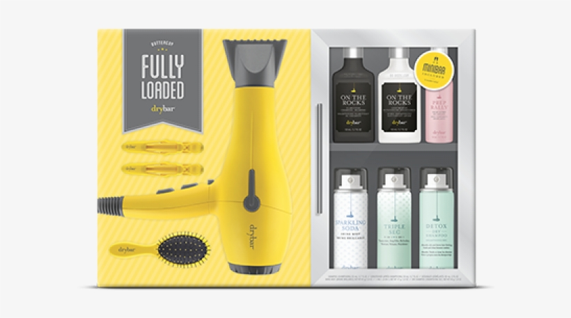 Buttercup Blow-dryer Kit - Drybar Buttercup Fully Loaded, transparent png #4816084