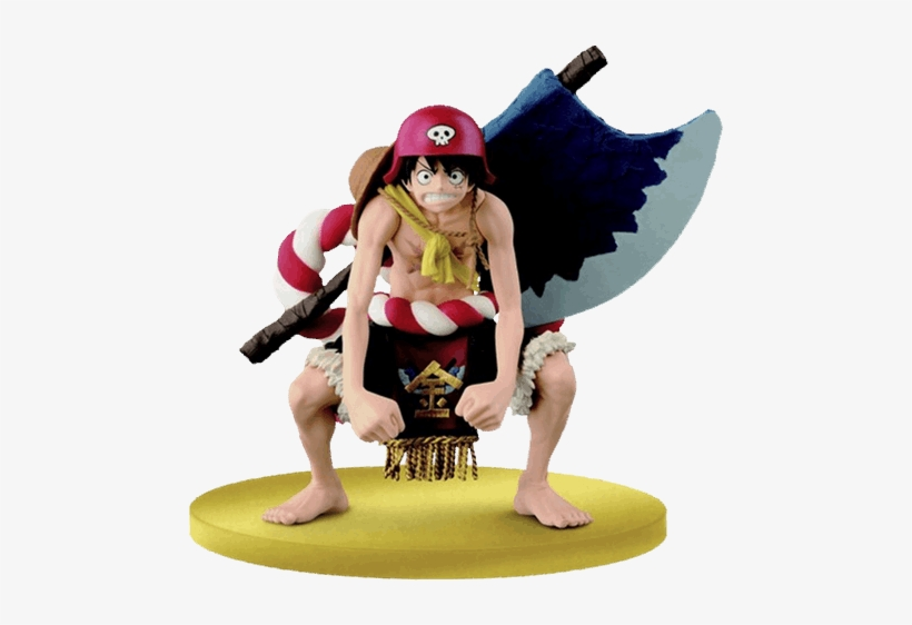 1 Of - One Piece Film Gold Figure, transparent png #4820994