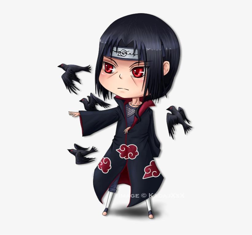 Clip Art Transparent Chibi Transparent Itachi - Chibi Naruto Png Itachi, transparent png #4841167