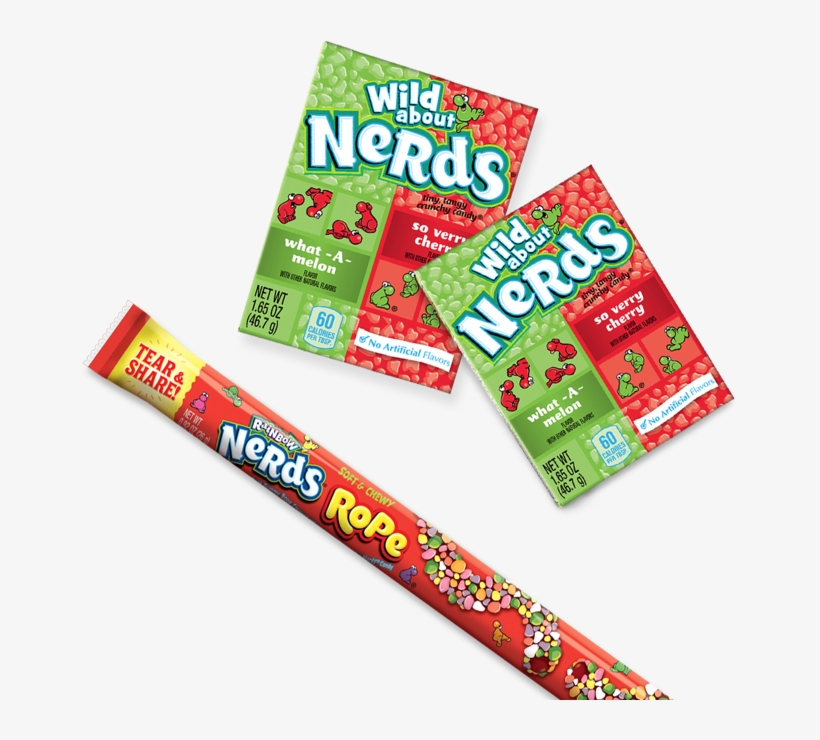 Keyboard Arrow Right - Nerds Watermelon And Cherry Candy 1.65 Oz. Box, transparent png #4841385