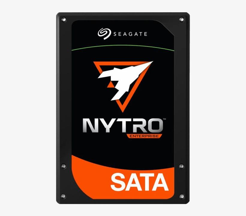 960gb Nytro 1351 7mm, 560 / 535 Mb/s, 3d Nand Tlc, - Seagate Nytro Xf1440 800gb M.2 Pcie-ssd, transparent png #4842029