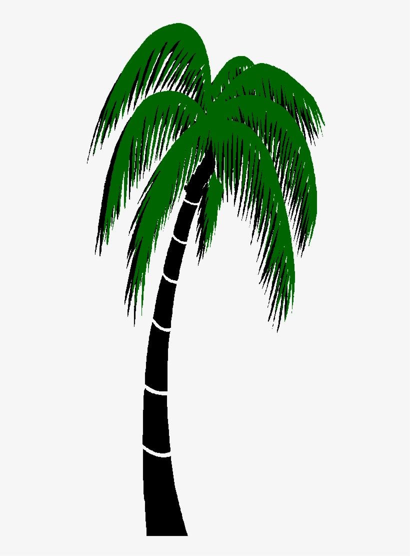 Graphics For Palm Trees Animated Graphics - Palm Tree 3d Gif - Free