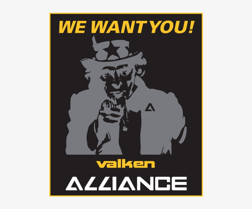 We Want You - Stickany Tablet Decal Series Uncle Sam Sticker, transparent png #4862686
