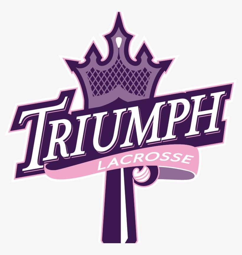 Triumph Lacrosse - Triumph Lacrosse Logo, transparent png #4863980