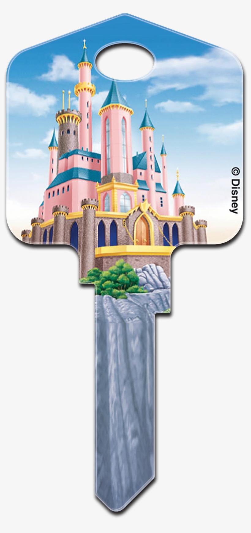 Disney Princesses - Disney Princesses Castle Lifesize Cardboard Cutout, transparent png #4869466