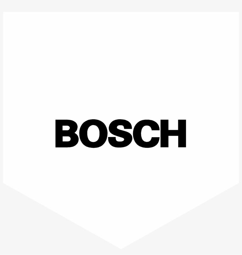 Bosch Service Logo Black And White - Robert Bosch Gmbh, transparent png #4871585