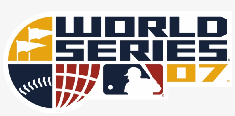 Download 2007 World Series Clipart Boston Red Sox 2007 - 2007 World Series Logo, transparent png #4875811