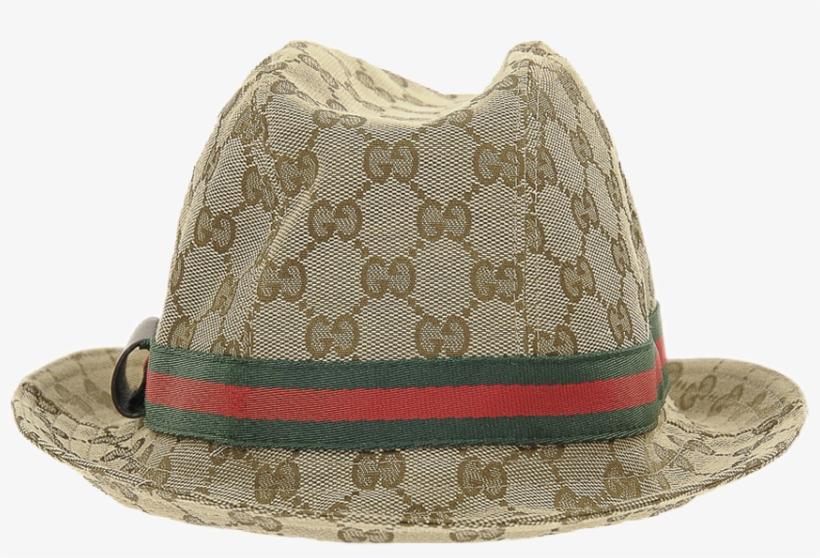Guccifedora Fedora Guccihat Report Gucci Hat Transparent