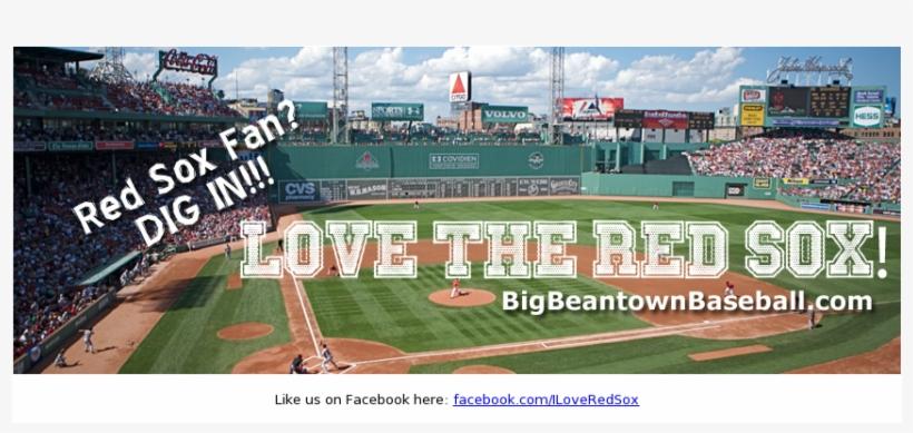 I Love The Boston Red Sox Competitors Revenue And Fenway