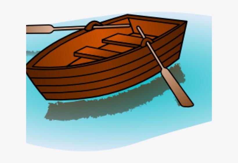 Canoe Paddle Clipart Yellow Boat - Clip Art Row Boat ...