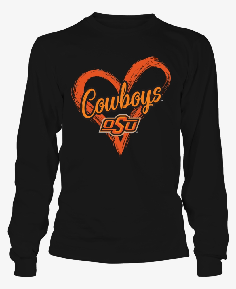 Oklahoma State Cowboys - Never Underestimate A Woman Who Watches Game, transparent png #4890888