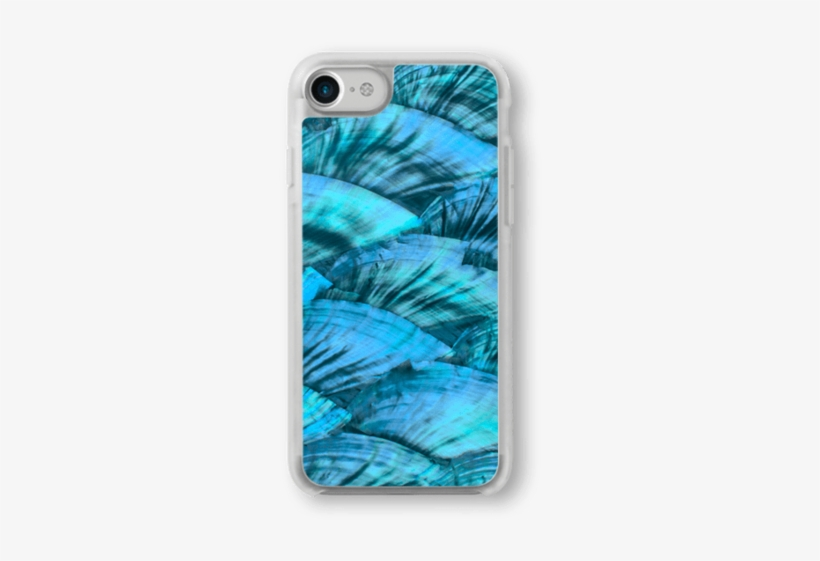 Blue Abalone Shell Iphone 8/7/6 Case - Recover Abalone Shell Iphone 6s / 6 Case - Green, transparent png #490552