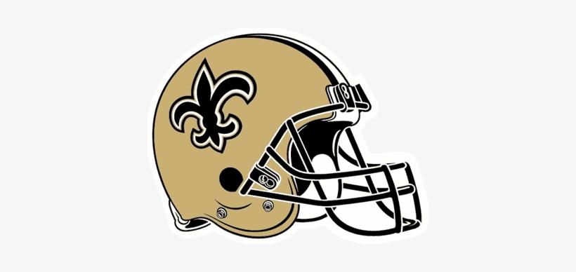 Saints Nfl Drawings New Orleans Saints Helmet Logo Free