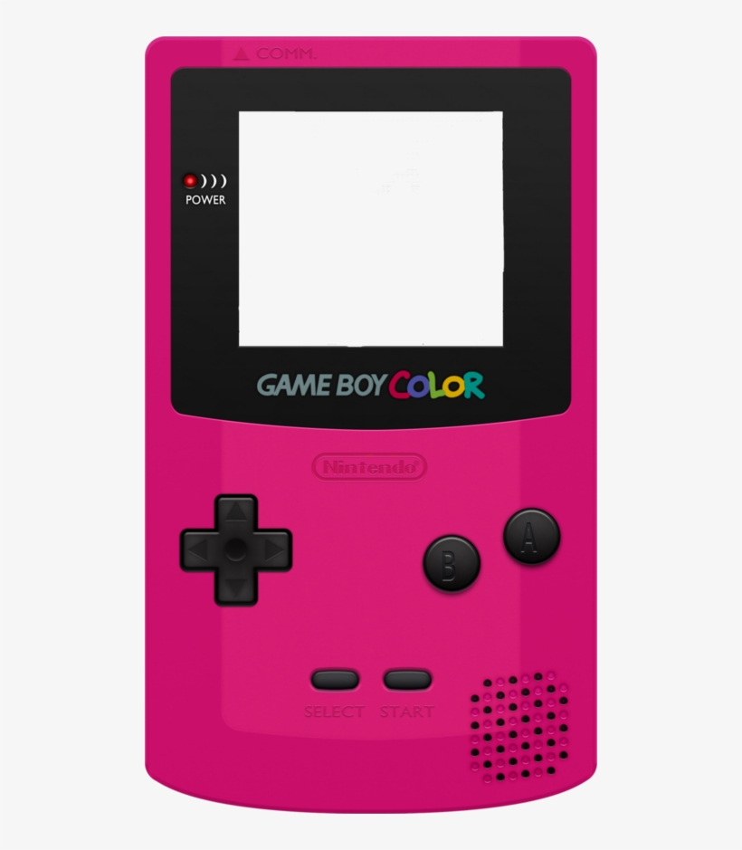 59 Images About Overlays Transparent On We Heart It - Green Game Boy Color Png, transparent png #492236