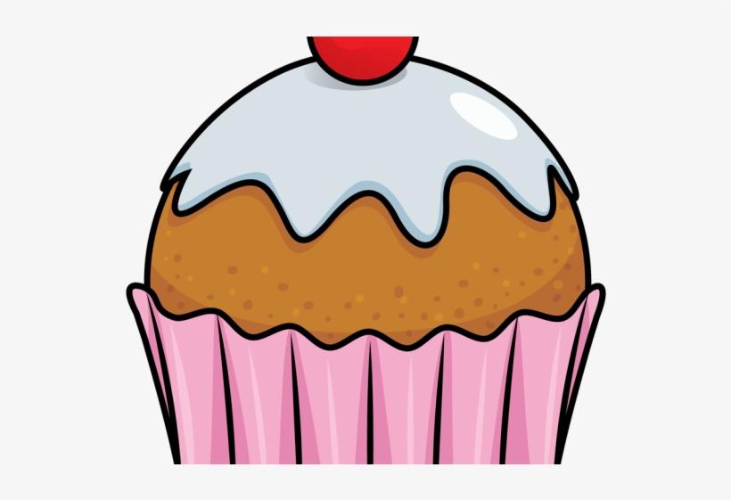 Dessert Clipart Muffin Zuckermantel Alles Kleiner Kuchen