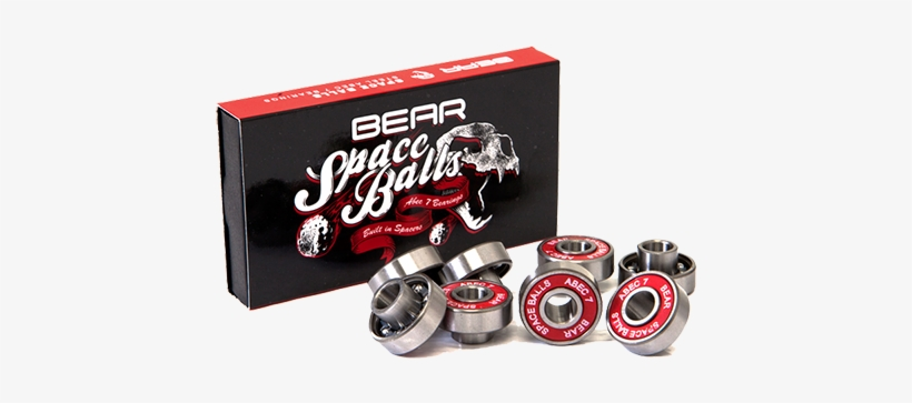 Image F852ec78 1053 4ed8 Af48 4692d4e0de74 V=1476741467 - Bear Space Balls Longboard Bearings, transparent png #494401