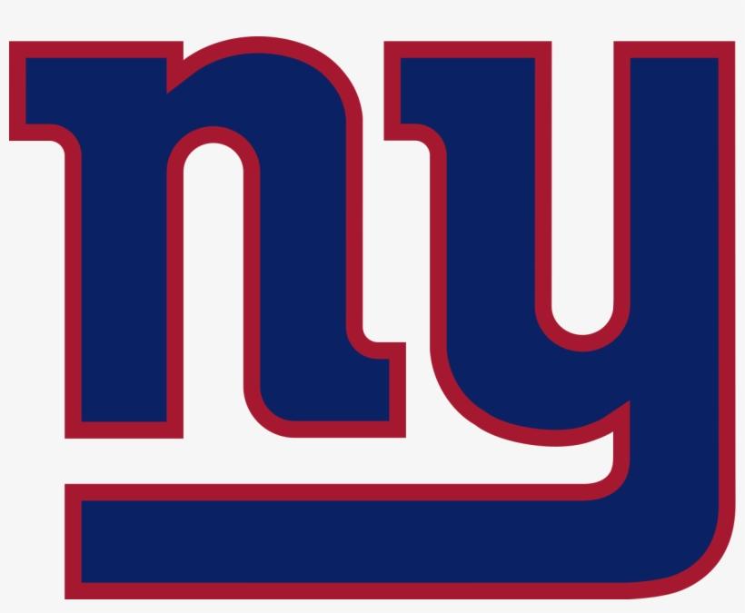 49ers Football Clipart - New York Giants Logo 2017, transparent png #494473