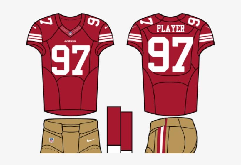 brand new 350b1 18a2a Helmet Clipart 49ers - New York Jets Home Uniform - Free ...