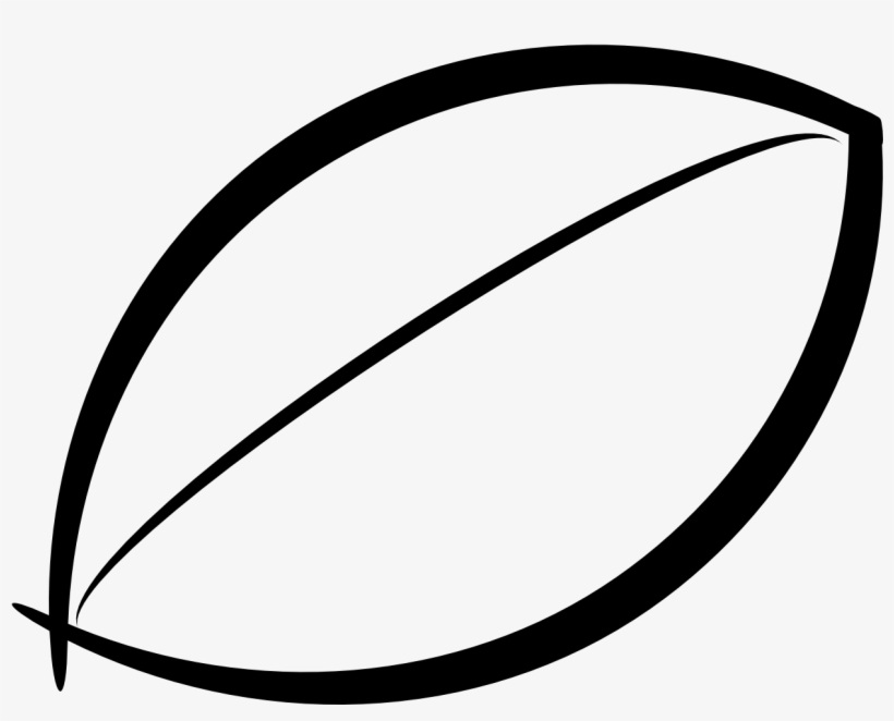 leaf clipart black and white png