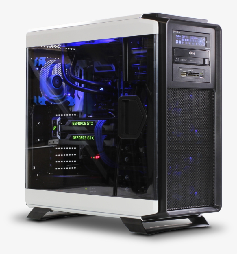 Avadirect Custom X99 Intel Core I7 Gaming - Que Es Cpu En Informatica, transparent png #496028