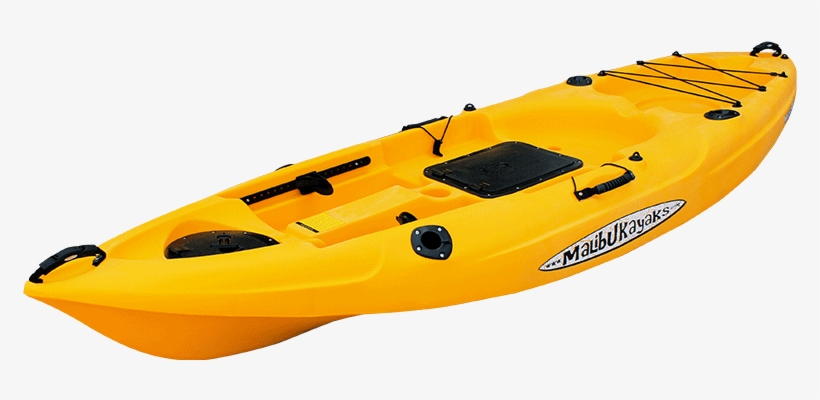 Png Royalty Free Download Kayaking Clipart Paddle Boat - Malibu Kayaks Mini-x Fish & Dive, transparent png #497090