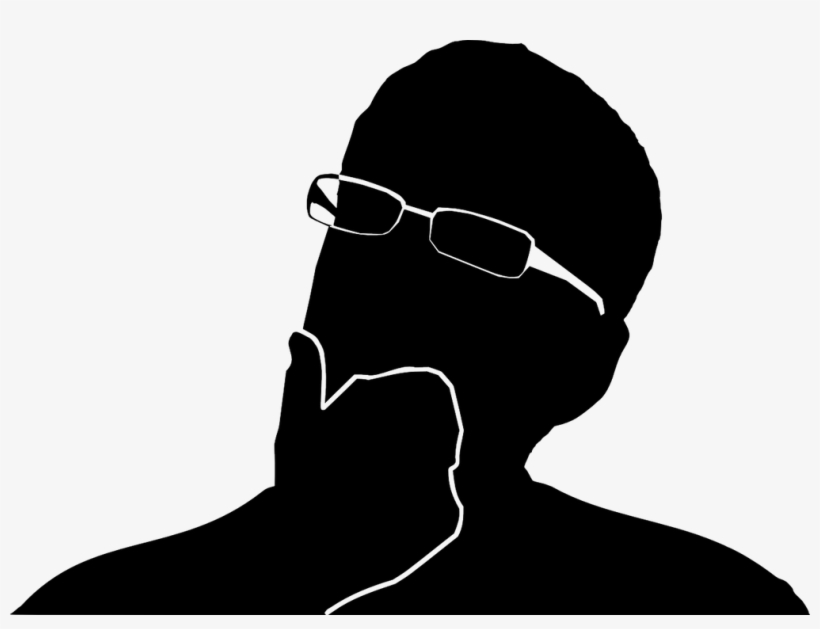 Don T Know Silhouette, transparent png #497270