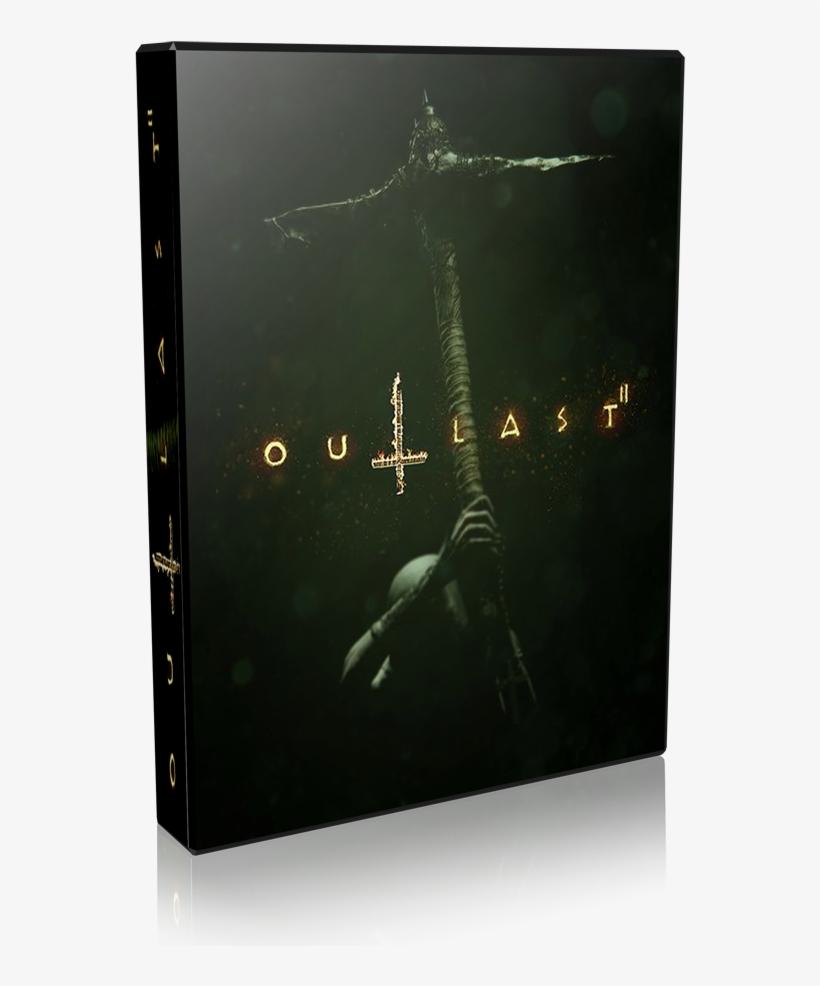 En La Piel Del Experto En Imagen Blacke Langermann, - Outlast 2, transparent png #499045