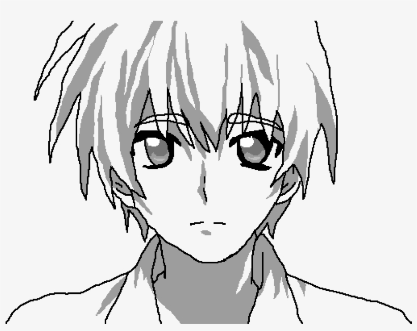 Anime Boy Base Anime Boy Base Drawing Free Transparent Png Download Pngkey