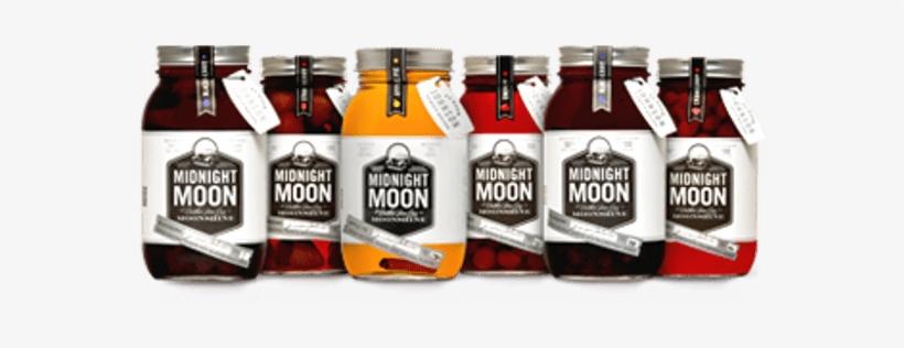 Zoom Image - Midnight Moon Apple Pie Moonshine - 750 Ml Jar, transparent png #4913375