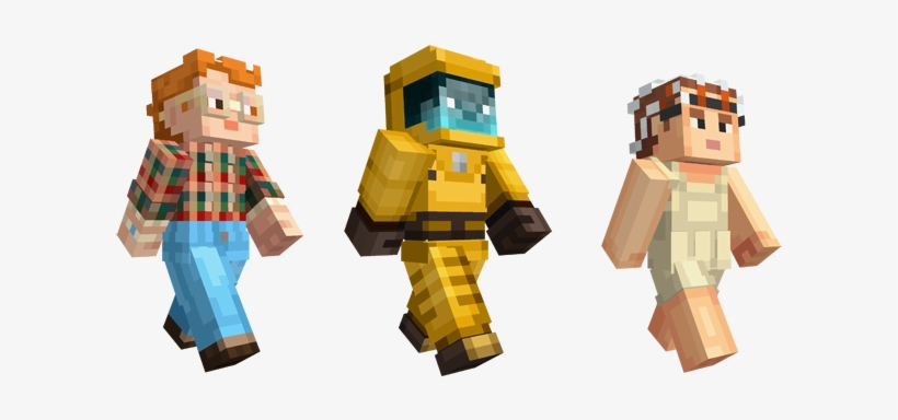 Stranger Things Minecraft - Stranger Things Barb Minecraft Skin, transparent png #4928084