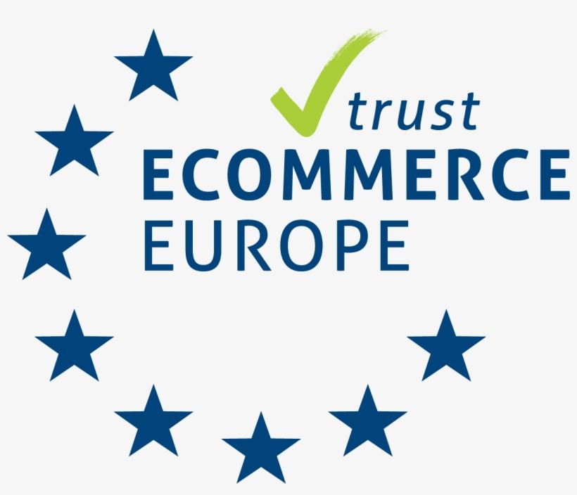 Thuiswinkel Waarborg E-commerce Europe Trustmark - Trust Ecommerce Europe Logo, transparent png #4929006