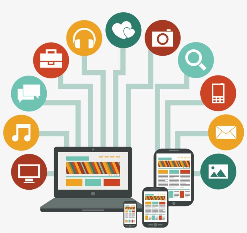 India Providing Unique Solutions To Build, Integrate - Mobile And Web App Development, transparent png #4930232