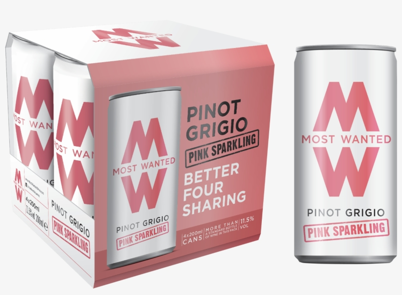 Most Wanted Wine Cans, transparent png #4959773