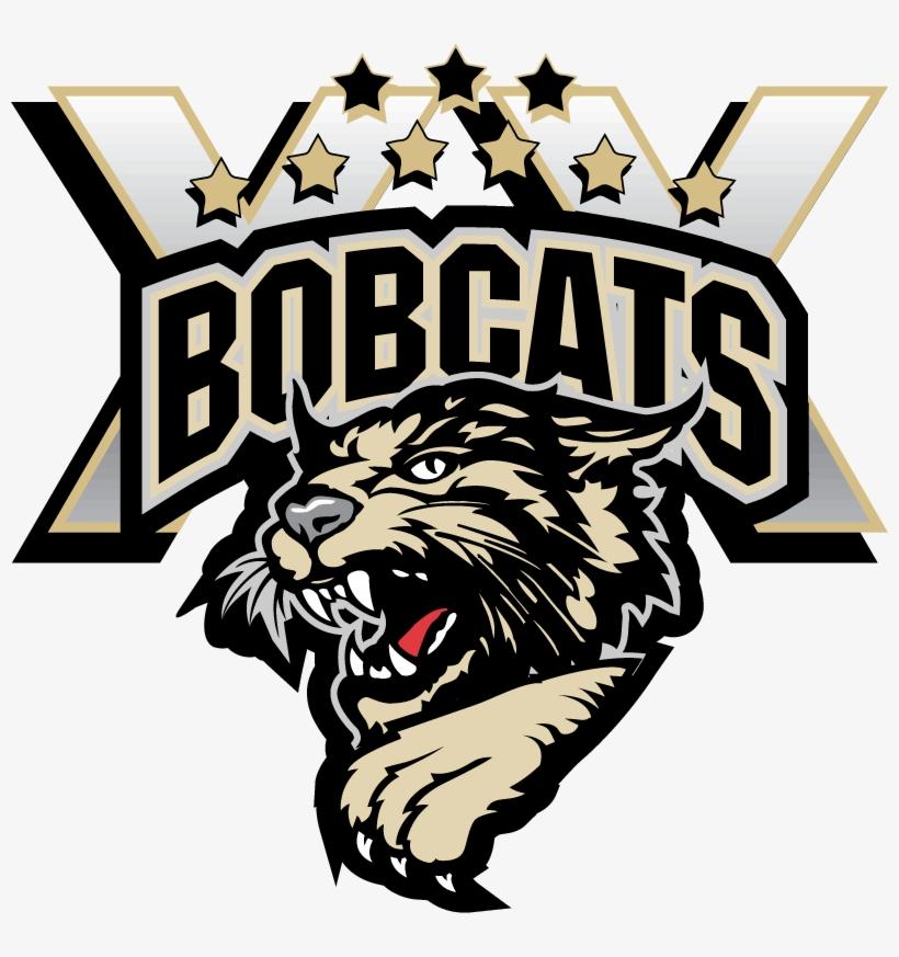 Bismarckbobcats 20th Anniversary Bismarck Bobcats Logo Free