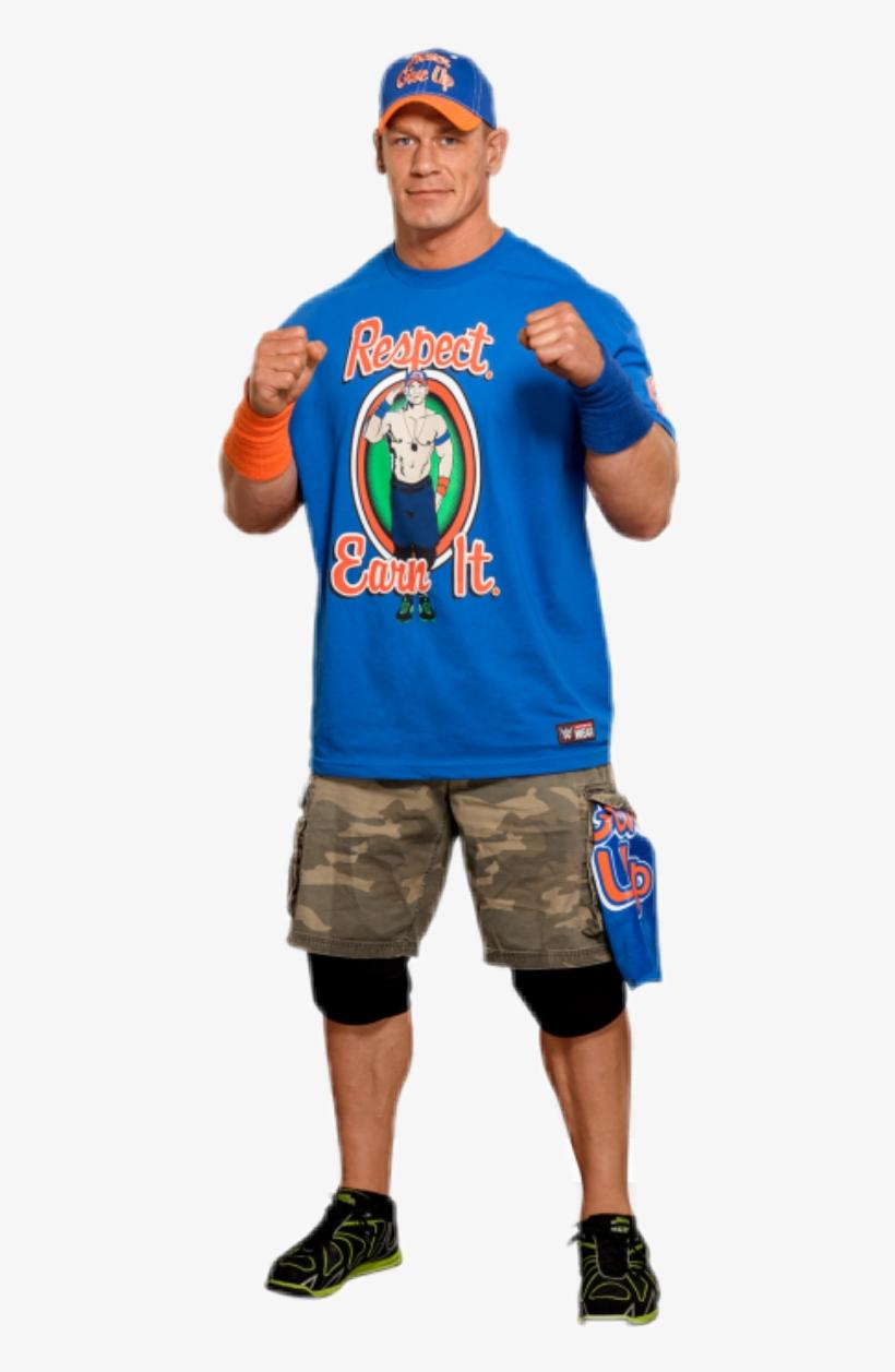 John Cena Wwe Champion 2017, transparent png #4968583