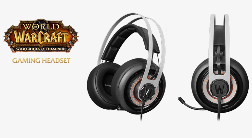 Steelseries Announces The New Siberia Elite World Of - Steelseries Siberia Elite, transparent png #4969487