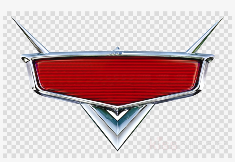 Disney Cars Logo Blank Clipart Lightning Mcqueen Cars - Logo Cars Disney Png, transparent png #4974705